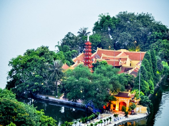 Hanoi city tour / Daily departure