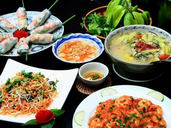 Hanoi cooking class / Daily departure
